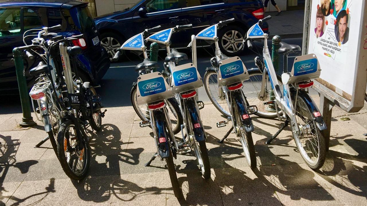 Revolution für das Fahrrad