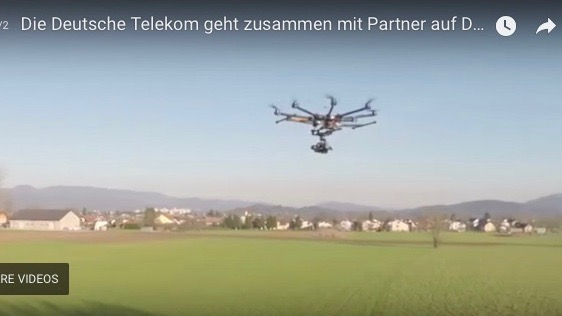Drohnen-Spionage