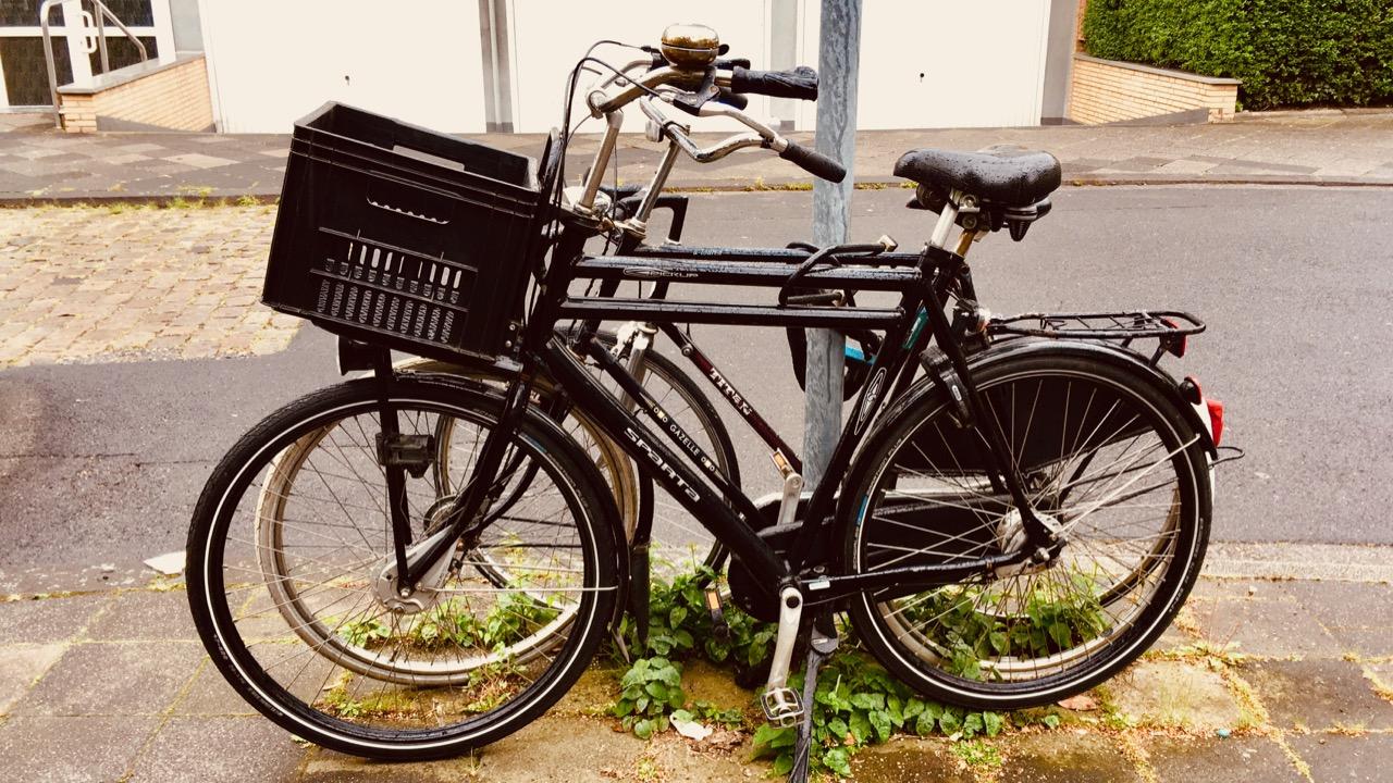 CDU-Mann setzte aufs falsche Fahrrad