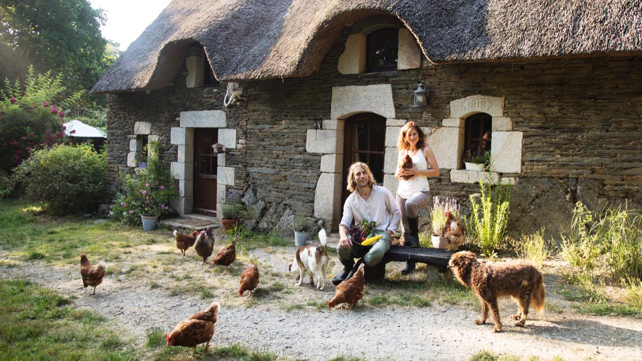 Kraftfutter für Träume vom Landleben