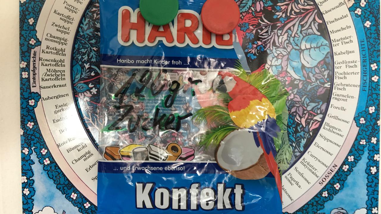 Haribo-Konfekt: Verdammt viel Zucker