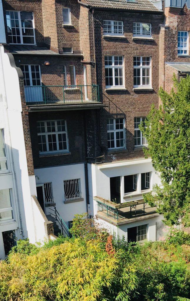 gegen leerstehende Häuser