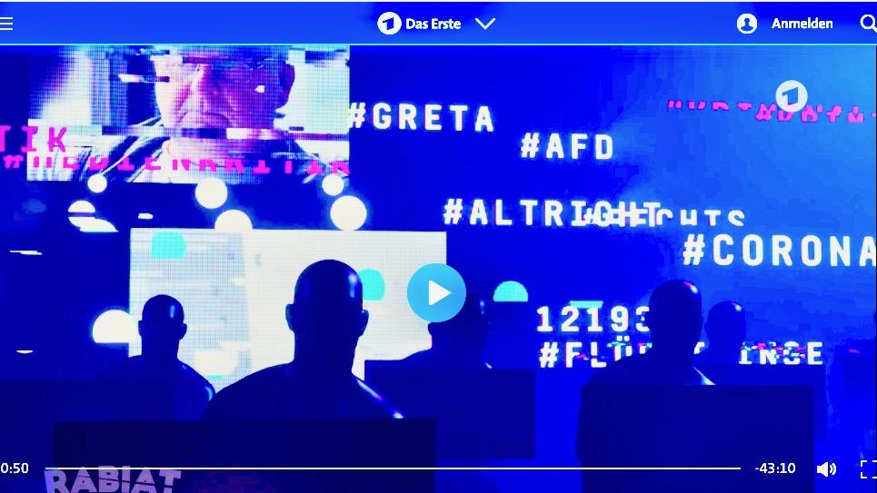ARD-Film berichtet über AfD-Hetzer