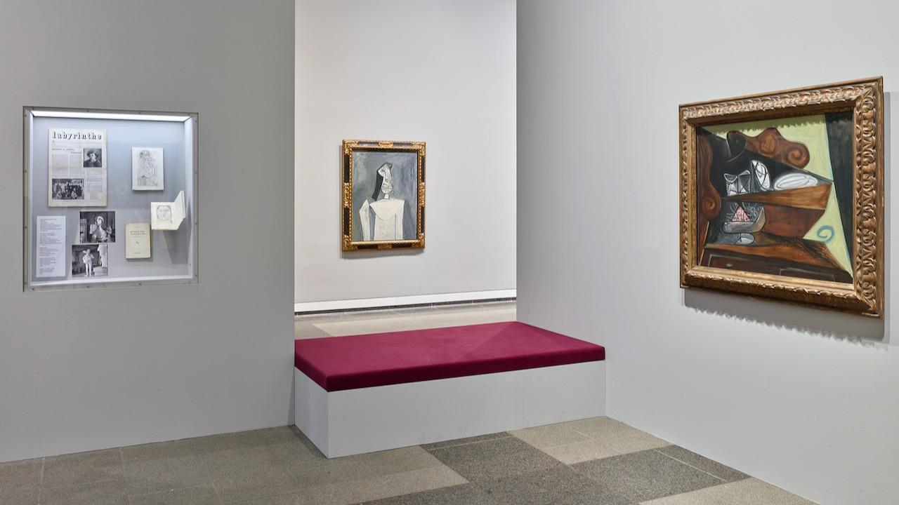 Picasso in der Kunstsammlung NRW