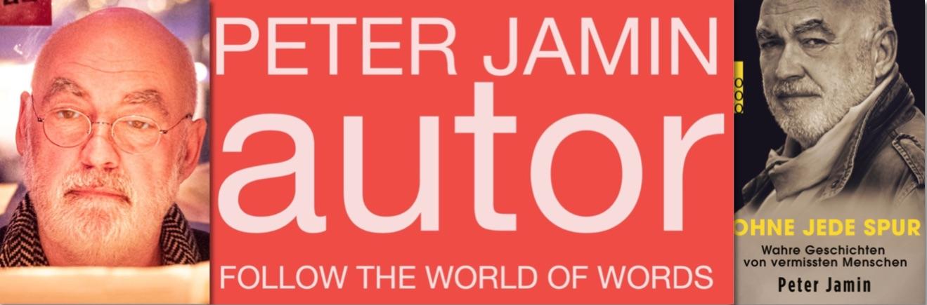 Peter Jamin Schriftsteller