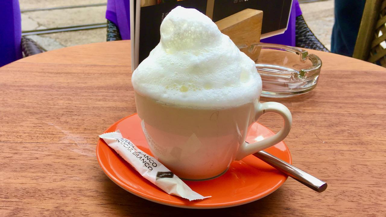 Puscht den Geist: Cappuccino