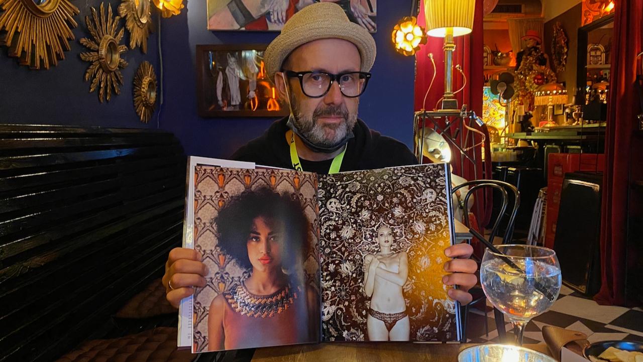 Fabio Borquez fotografiert Frauen