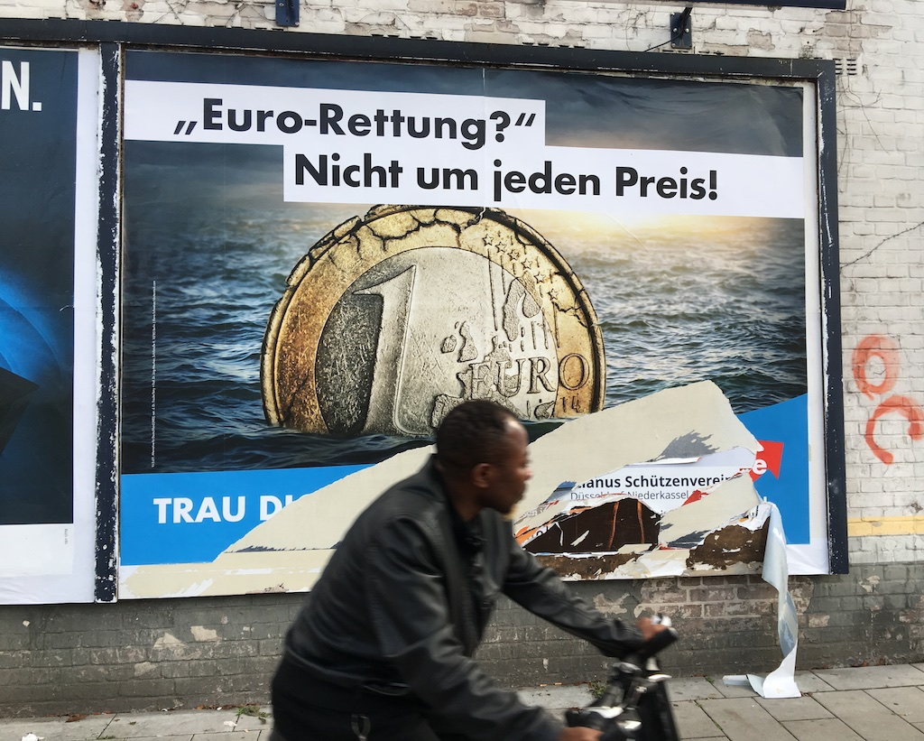 BTW17 Bundestagswahl Wahlplakat AfD