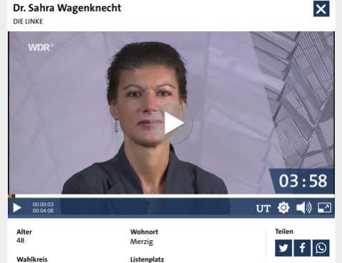 Kandidatencheck zur Bundestagswahl