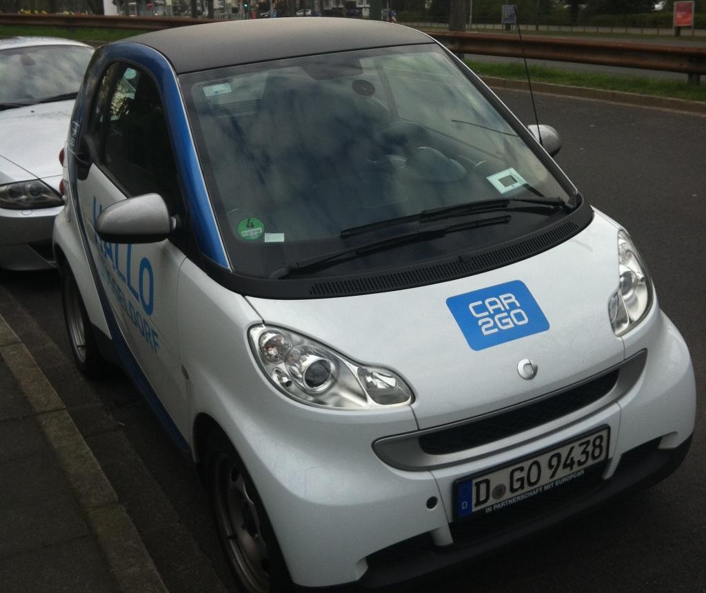 Wann kommt das Roboterauto von Apple und Car2Go?