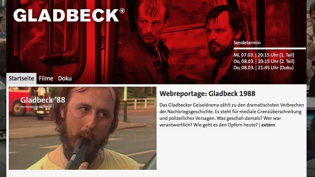 Die vergessenen Opfer von Gladbeck
