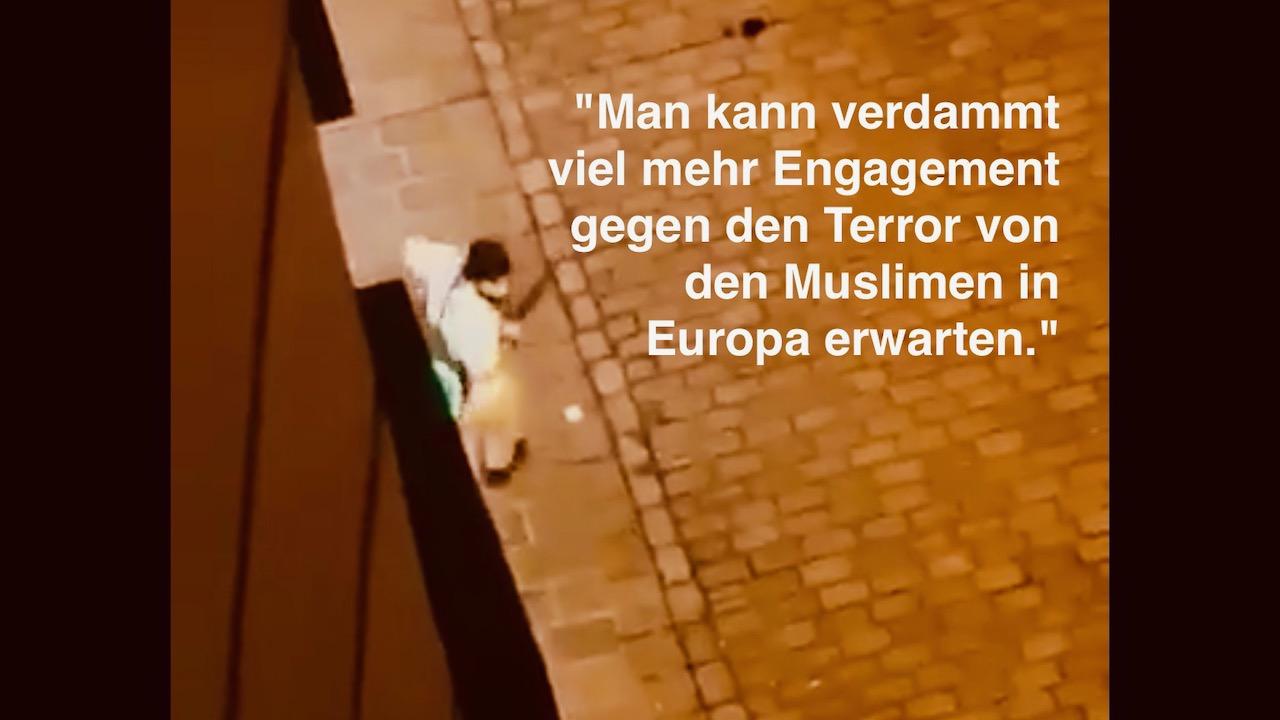 Der Kampf gegen den Terror geht alle Muslime in Europa an