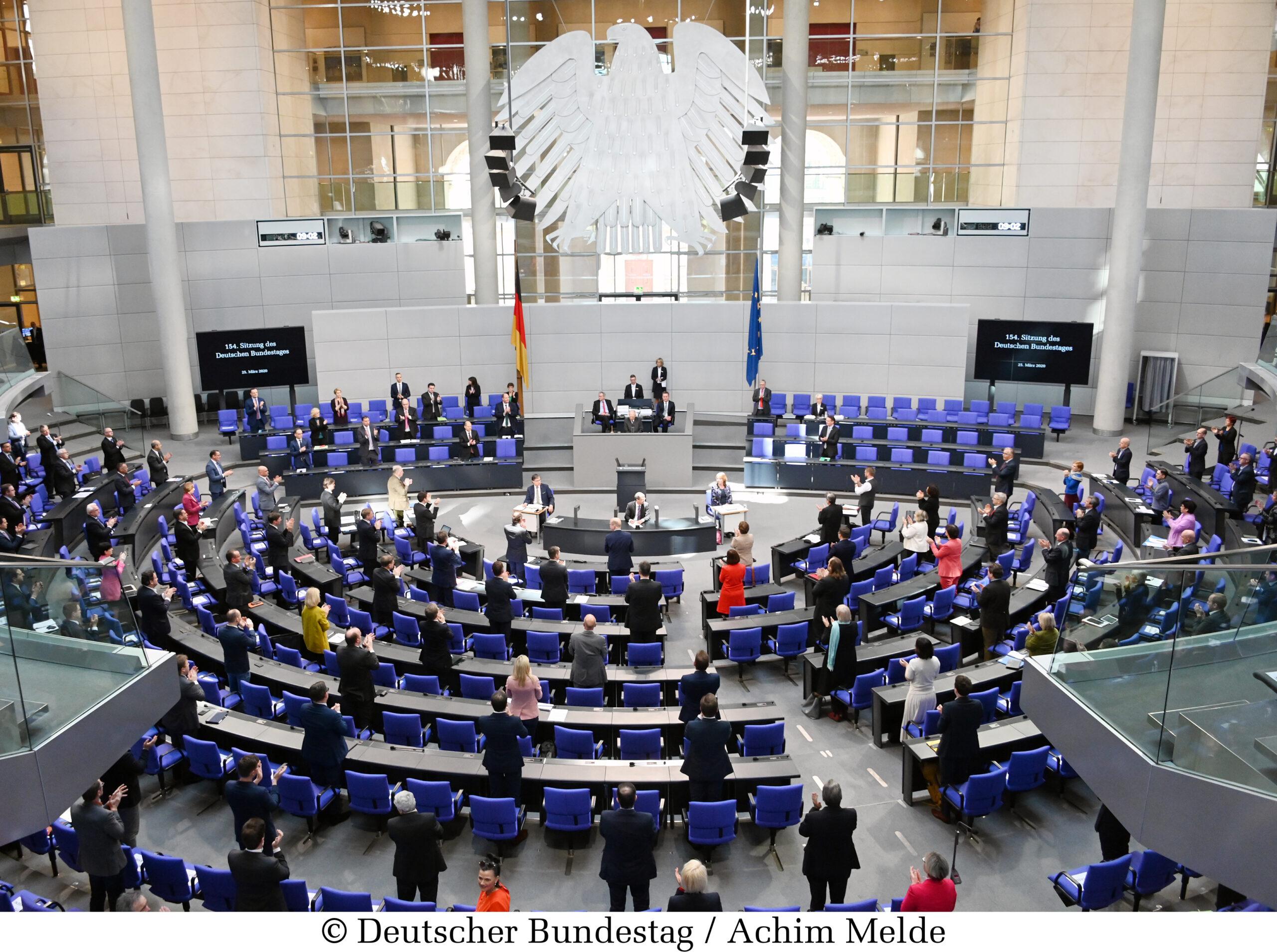Schwierige Zeiten für CDU/CSU