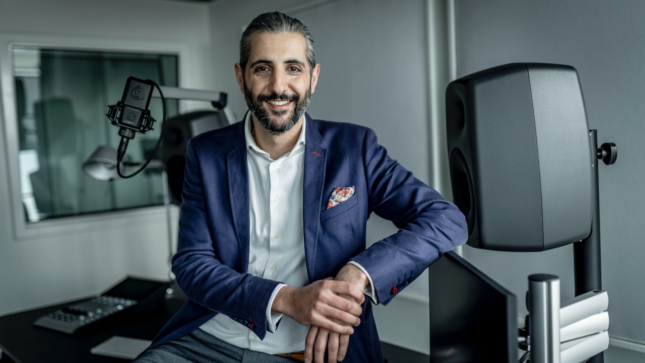 Stern-Podcaster Michel Abdollahi
